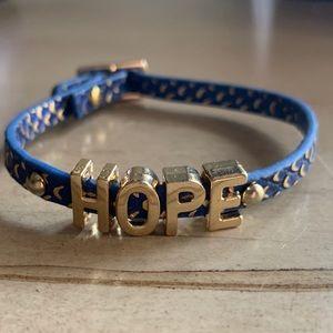 Jewelry - HOPE bracelet